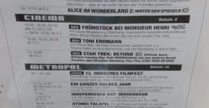 programm von Star Trek Prometheus
