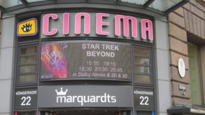 kino Star Trek Prometheus